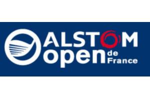 Alstome Open de France logo