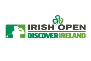 The Irish Open logo