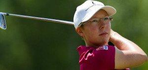 Ann-Kathrin Lindner spielte sich in Pilsen mit einer tollen Schlussrunde in die Top 20. (Foto: Anka Lindner)