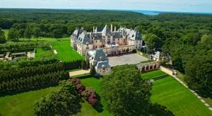 Oheka Castle ist das zweitgrößte Herrenhaus der USA.
