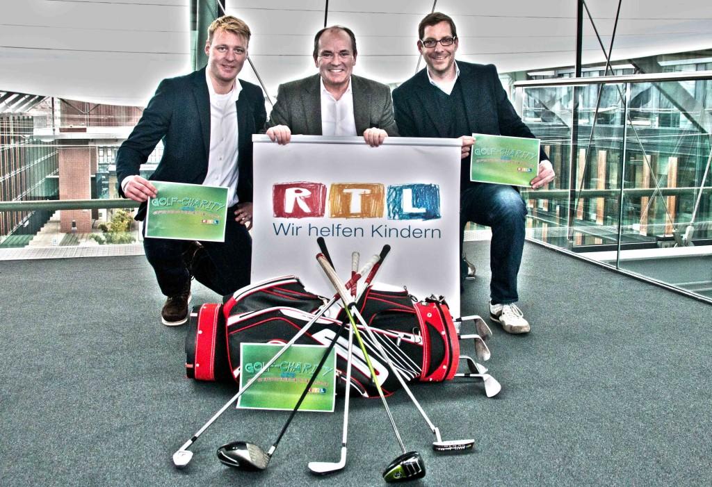 Der Golf Charity Spendenmarathon unterstützt