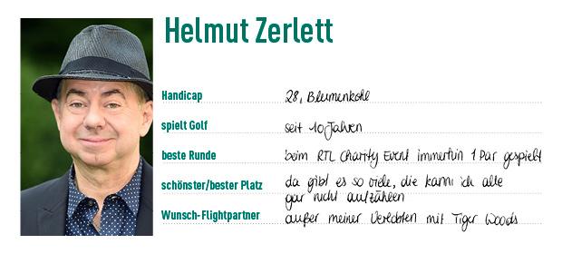 Helmut Zerlett CelebriTee