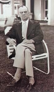 Dünkelhaft, opportunistisch, selbstherrlich: Clifford Roberts war die treibende Kraft hinter Augusta National. (Foto: Michael F. Basche)