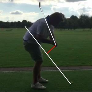 """Mit Bildern verdeutlicht der """"Golfdoktor"""" seine Ratschläge."""
