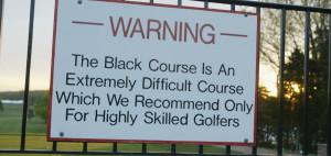 Die Schwierigkeit des Bethpage Black ist bekannt. (Foto: Getty)