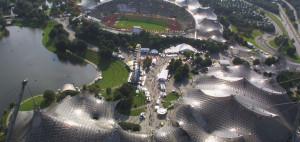 Im Olympiapark in München finden 2022 die European Championships statt. (Foto: Getty)
